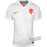 Camisa Holanda - Modelo II