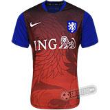 Camisa Holanda - Treino