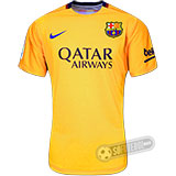 Camisa Barcelona Authentic - Modelo II