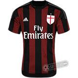 Camisa Milan - Modelo I