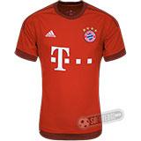 Camisa Bayern München - Modelo I