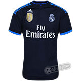 Camisa Real Madrid - Modelo III