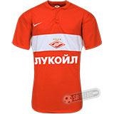 Camisa Spartak Moscow - Modelo I