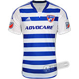 Camisa FC Dallas - Modelo II