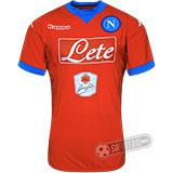 Camisa Napoli - Modelo III