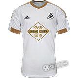 Camisa Swansea City - Modelo I