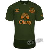 Camisa Everton - Modelo III
