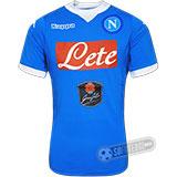 Camisa Napoli - Modelo I