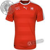 Camisa Suíça - Modelo I