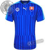 Camisa Eslováquia - Modelo II