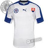 Camisa Eslováquia - Modelo I