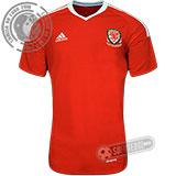 Camisa País de Gales - Modelo I
