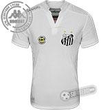 Camisa Santos - Modelo I (Jogador/Kombat)