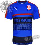 Camisa República Tcheca - Treino