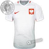 Camisa Polônia - Modelo I