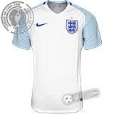 Camisa Inglaterra - Modelo I