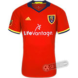 Camisa Real Salt Lake - Modelo I