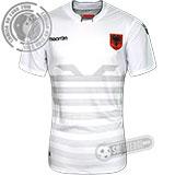 Camisa Albânia - Modelo II