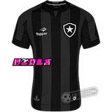 Camisa Botafogo - Modelo II Feminina