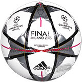 Bola Adidas UEFA Champions League 2015 / 2016 Finale Milano - Capitano Réplica