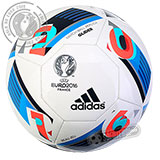 Bola Adidas UEFA Euro 2016 - Glider Réplica