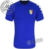 Camisa Itália 2002 - Modelo I (Kombat)