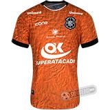 Camisa Rio Branco ES - Lágrimas do Rio Doce