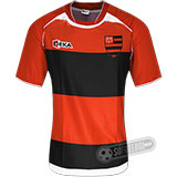 Camisa Flamengo de Guarulhos - Modelo I