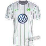 Camisa Wolfsburg - Modelo II