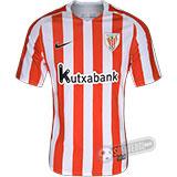 Camisa Athletic Bilbao - Modelo I