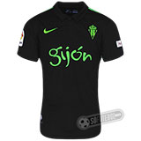Camisa Real Sporting Gijón - Modelo II