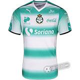 Camisa Santos Laguna - Modelo I