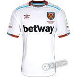 Camisa West Ham - Modelo II