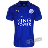 Camisa Leicester City - Modelo I