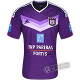Camisa Anderlecht - Modelo I