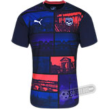 Camisa Bordeaux - Modelo III