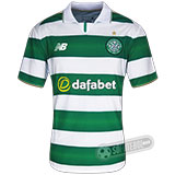 Camisa Celtic - Modelo I