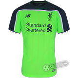 Camisa Liverpool - Modelo III