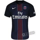 Camisa Paris Saint Germain - Modelo I