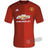 Camisa Manchester United - Modelo I