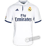 Camisa Real Madrid - Modelo I