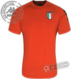 Camisa Itália 2002 - Modelo III (Kombat)