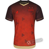 Camisa Fortaleza - Modelo IV (Cordel)