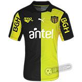 Camisa Peñarol - Modelo I (125 anos)