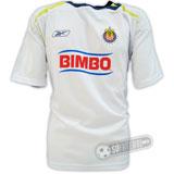 Camisa Chivas Guadalajara - Modelo II