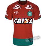Camisa Chapecoense - Goleiro