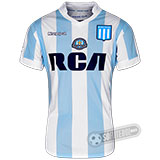 Camisa Racing Club de Avellaneda - Modelo I