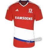 Camisa Middlesbrough - Modelo I