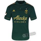 Camisa Portland Timbers - Modelo I