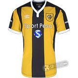 Camisa Hull City - Modelo I